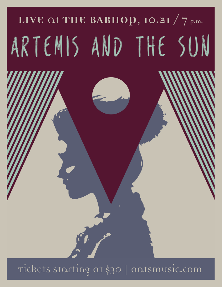 Artemis and the Sun poster