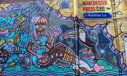 Melbourne Graffiti walls: Rankins Lane