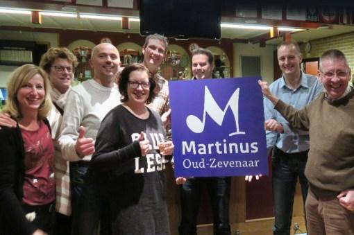 Nieuw logo Harmonie Martinus