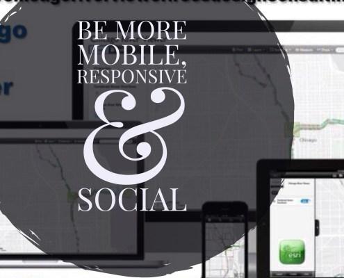 Mobile Responsive Social