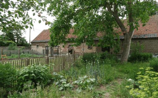Boerderijtuin – Prisca & Bart