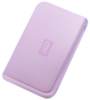 WD's Pink Passport