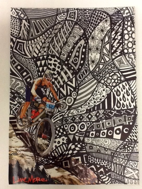 Examples of Zentangle Project  Exploring Visual Art
