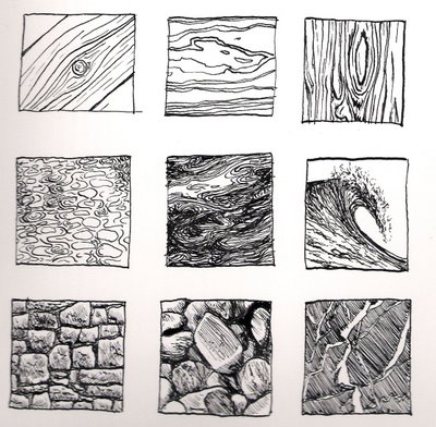 Texture Examples  Exploring Visual Art