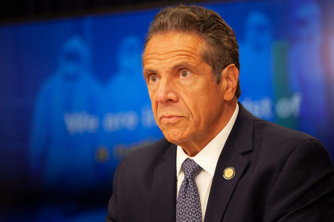 Cuomo's Office Flouted Its Own Sexual Harassment Investigation Rules, Rep for Governor's Accuser Charges
