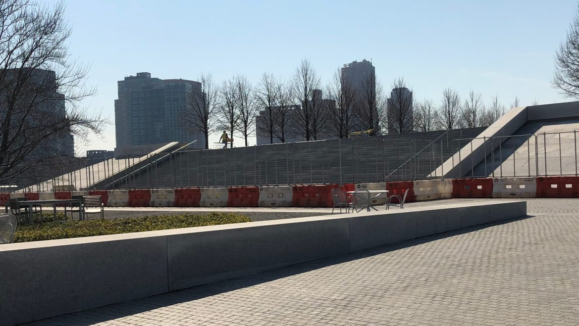 Work Is Underway in Four Freedoms State Park Accessibility Makeover