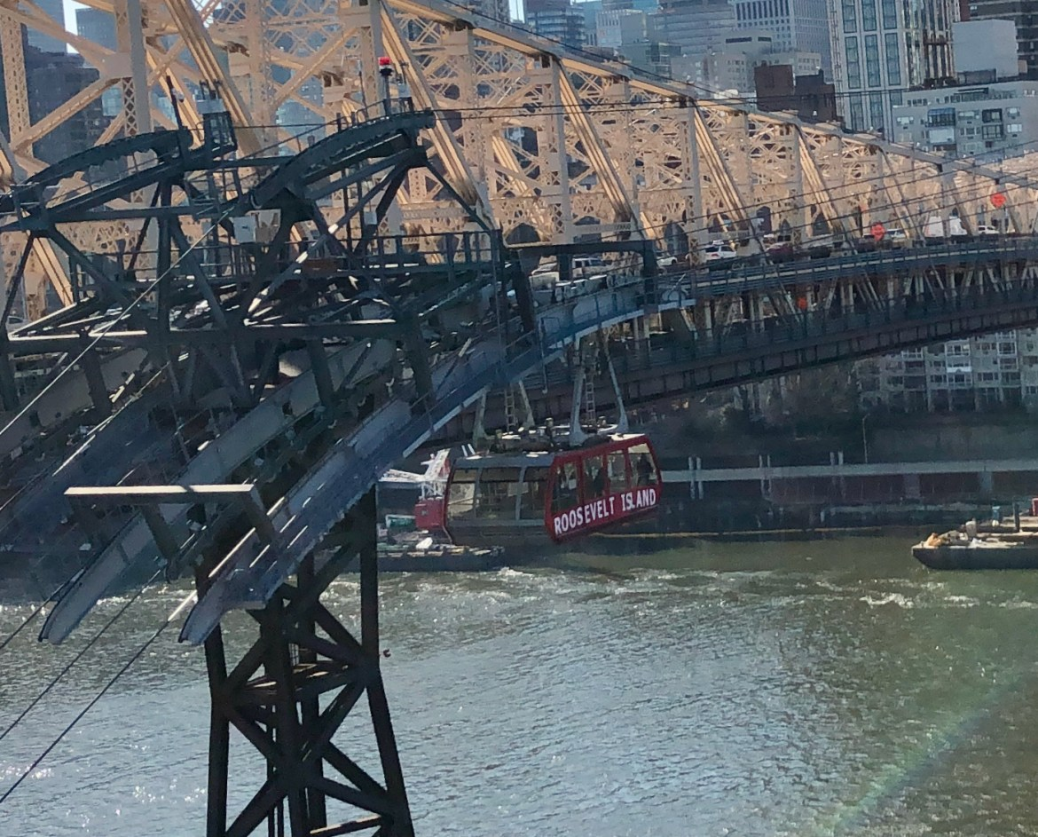 All About the Roosevelt Island Tram Today, Including COVID Restrictions