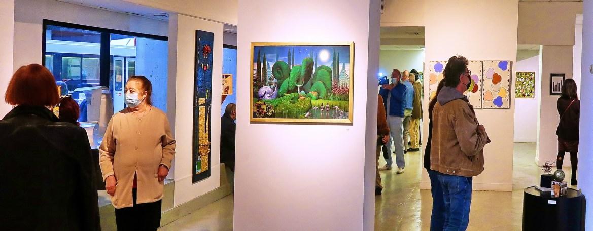 The People, The Art, RIVAA Vernissage 20, Roosevelt Island, New York