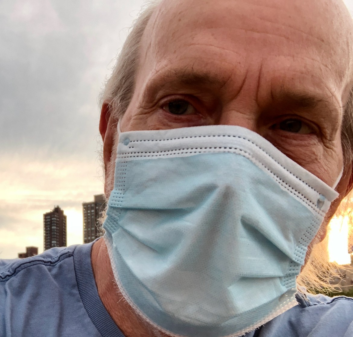 To mask or not to mask? That is the Roosevelt Island question…