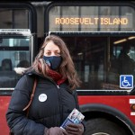 Kim Moscaritolo on Roosevelt Island
