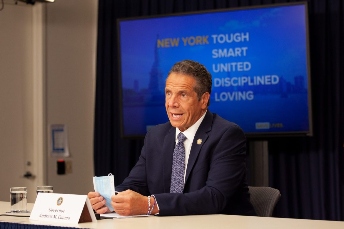 Cuomo Trying to Cut a Deal to Avoid Impeachment, Sources Say