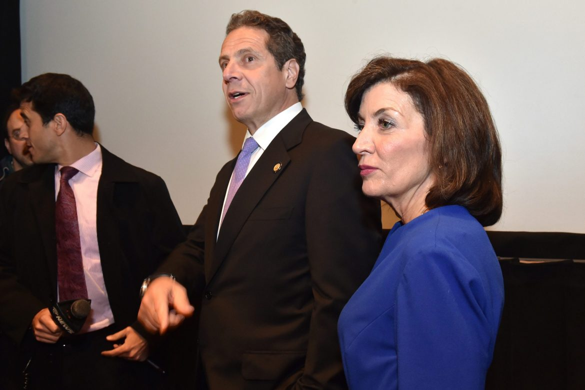 Governor-in-Waiting Kathy Hochul Prepares to Ascend. She Just Needs Cuomo to Leave