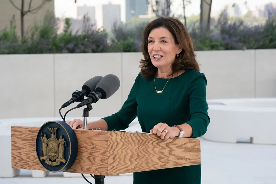 Can Gov. Hochul rein in RIOC? Early returns are not promising