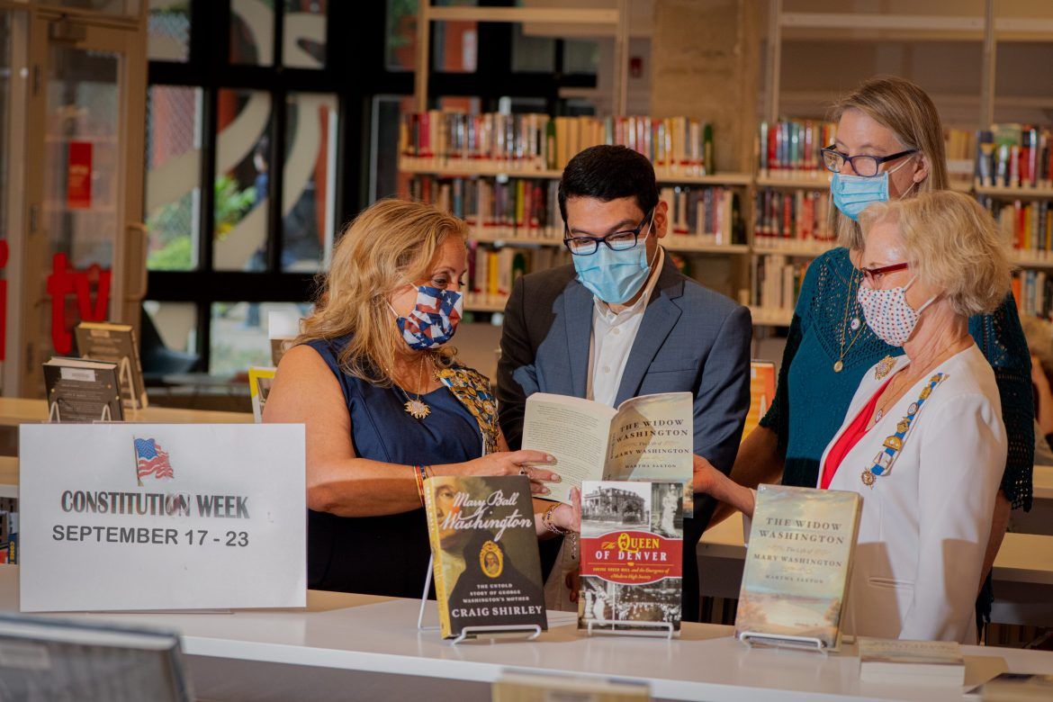 It's Constitution Week. Lynne Shinozaki and NYPL Welcome You to Learning More