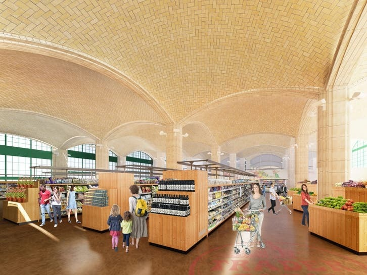 Great News Now, Trader Joe's Bridgemarket Welcomes Shoppers This Month