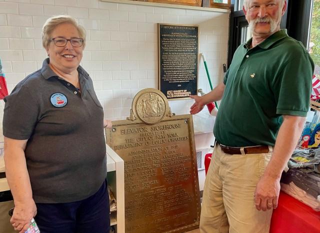September 2021 on Roosevelt Island History