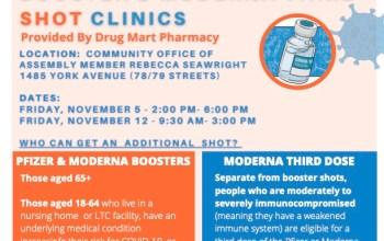 Third Shot Clinics