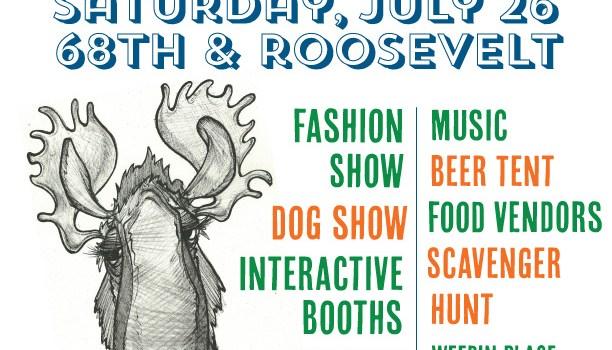 2014 Roosevelt Bull Moose Festival