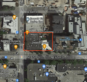 Sustainable Living Innovations project proposed for 65th and Roosevelt: 126 units with ground floor retail