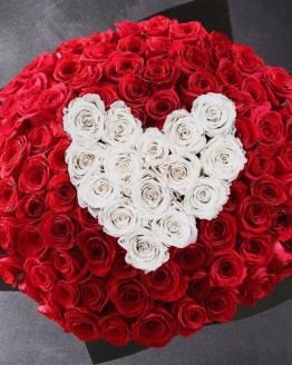 Sümboliga roosid