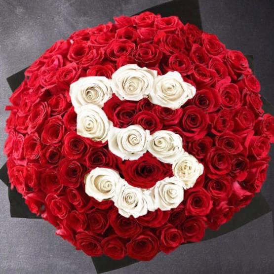 tähega roosid