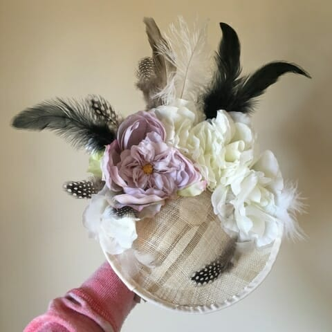 Doing The Races on a Budget? Try this DIY Fascinator