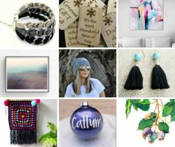 Etsy November Collection