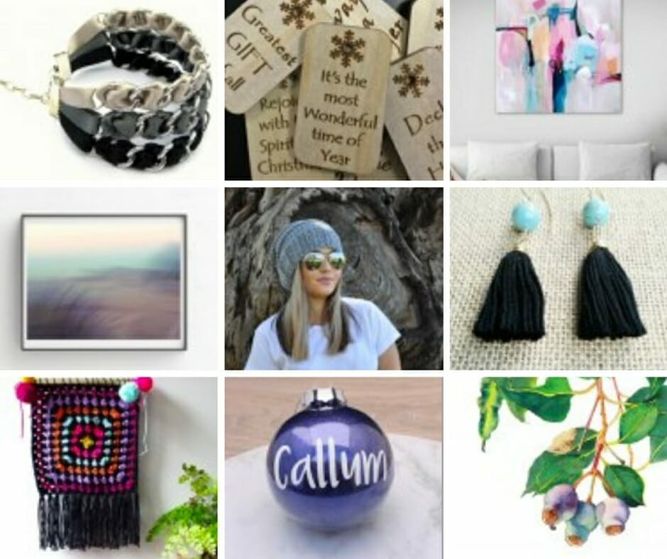 Makers Monthly October: Christmas Shopping Ideas