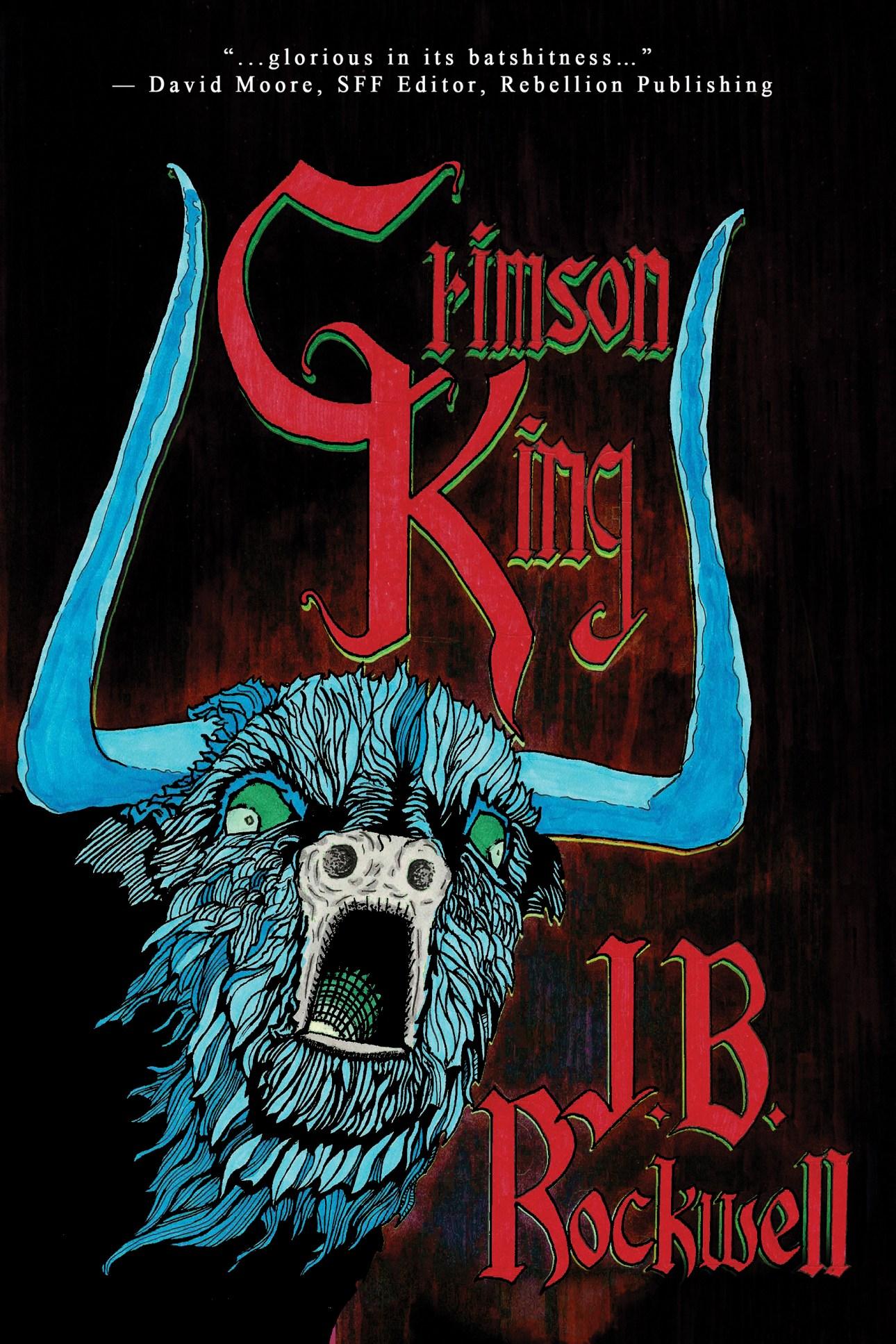 Crimson King cover