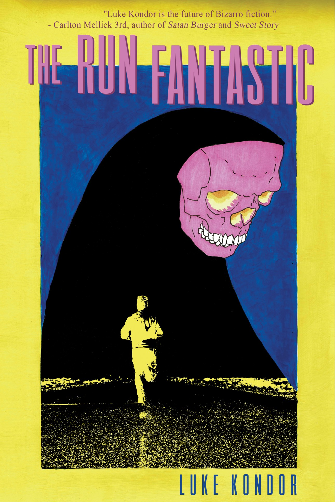 The Run Fantastic cover