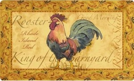 rooster kitchen rug hood vents rugs