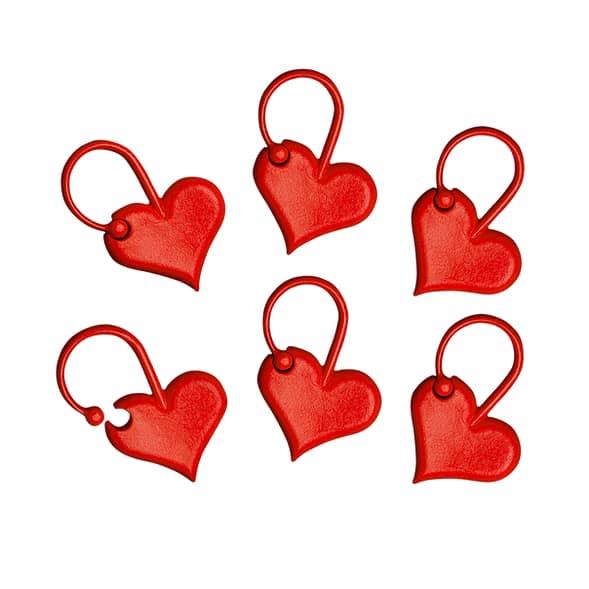 407-2 Addi Love Stitch Markersv