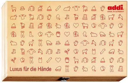 529-9 Wooden Box - Circular Needles