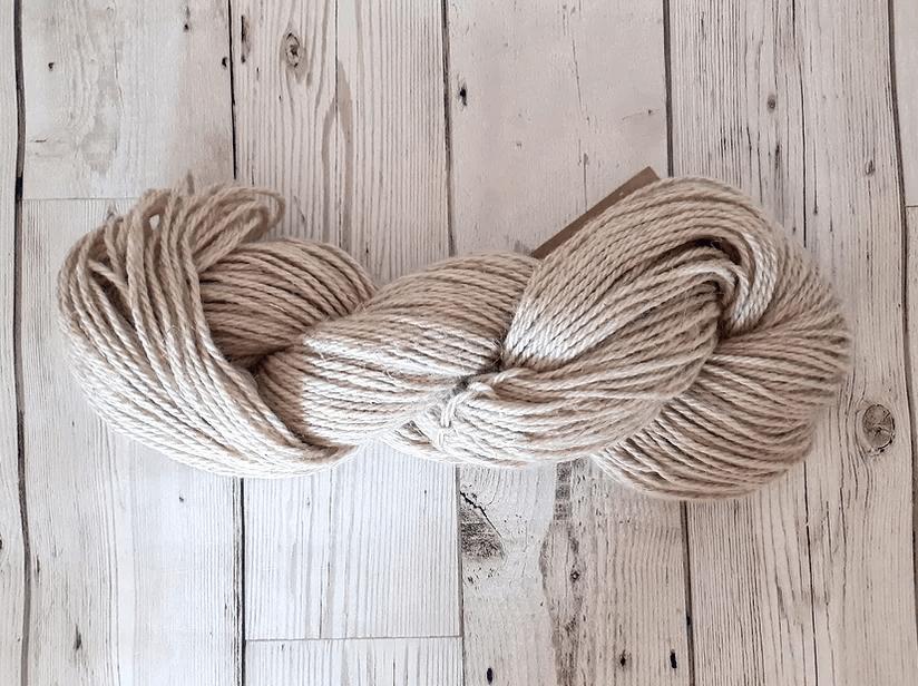 Organic Wool Linen DK