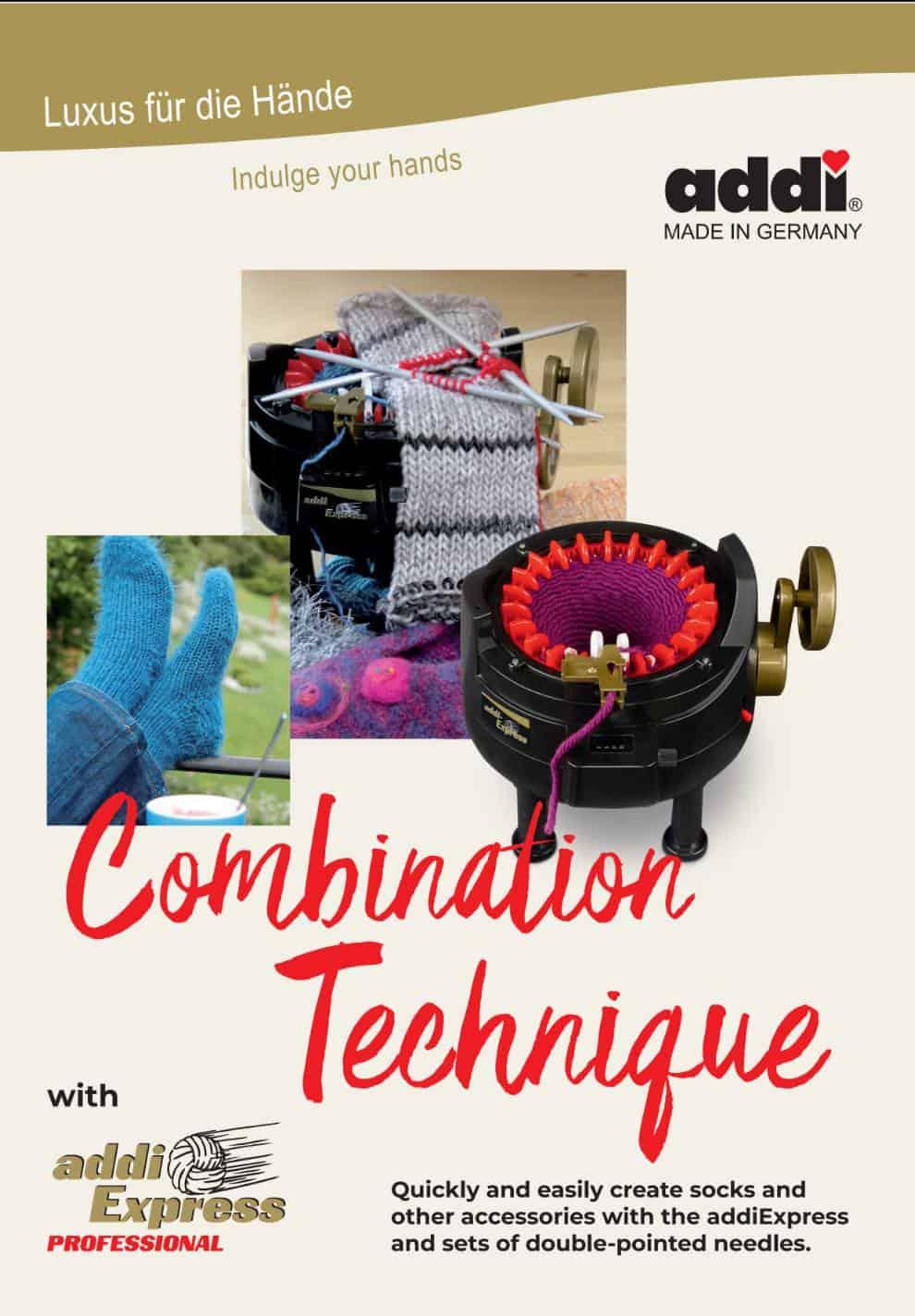 addiExpress Combination Technique New Cover