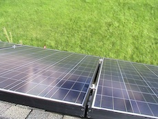 CanadianSolar Panels Demo Vernon BC