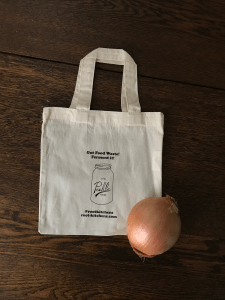9x9 inch reusable produce bag