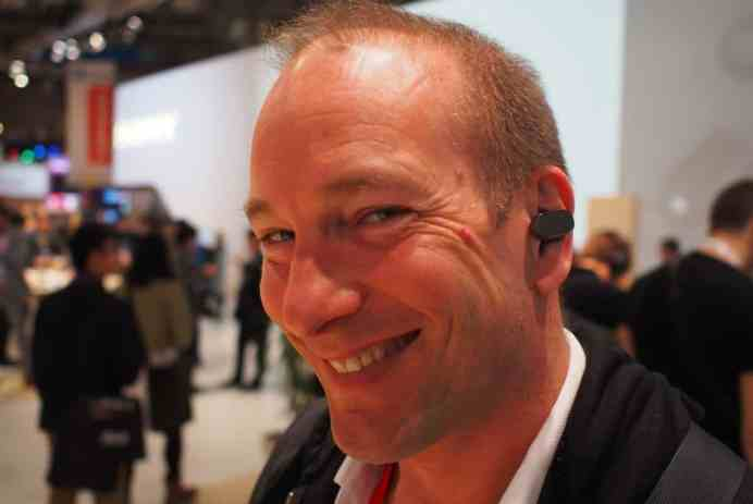 Mobile World Congress MWC 2016 Pascal Forget