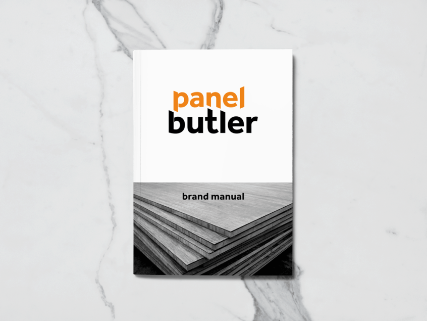 BrandManual1 Panel Butler