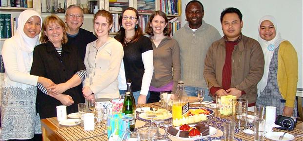 Interfaith hospitality