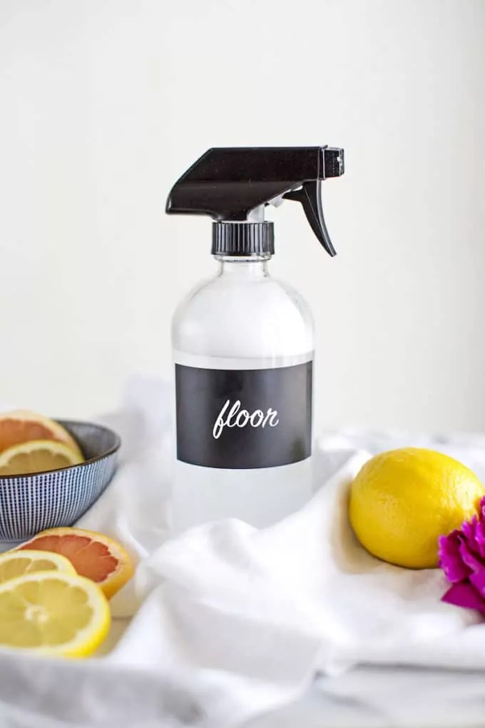 Diy Natural Hardwood Floor Cleaner Root Revel