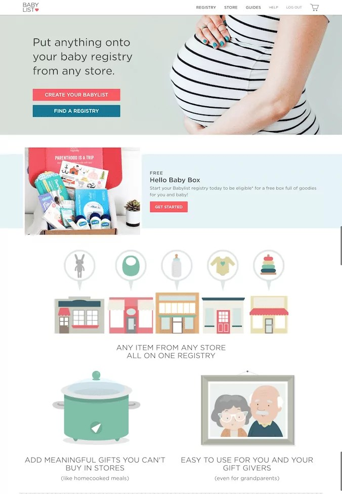 Natural Baby Products: A Non-Toxic Baby Registry Checklist | Root + ...