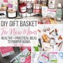 New Mom Gift Basket Healthy Practical Ideas To Pamper