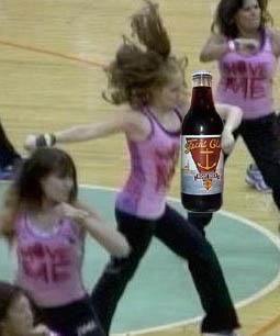 zumba root beer!