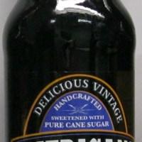 americana root beer bottle