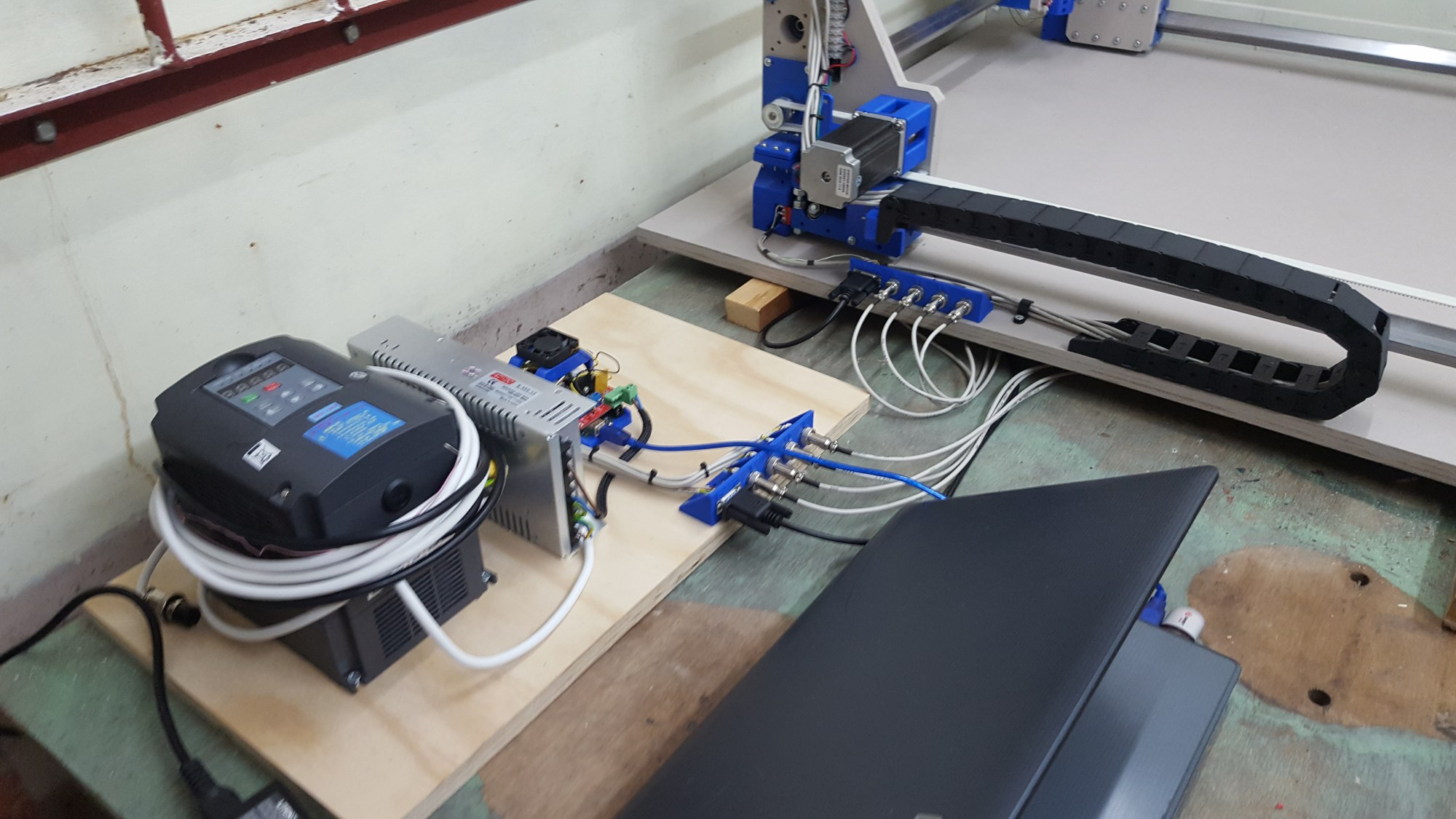 hight resolution of root 3 cnc wiring and electronics