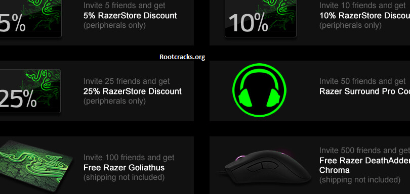 Razer Surround Key