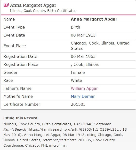 A Delayed Birth Certificate By Fifty Years–Part I | Rootdig
