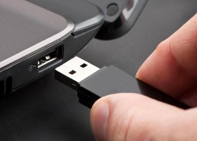 Conexión USB