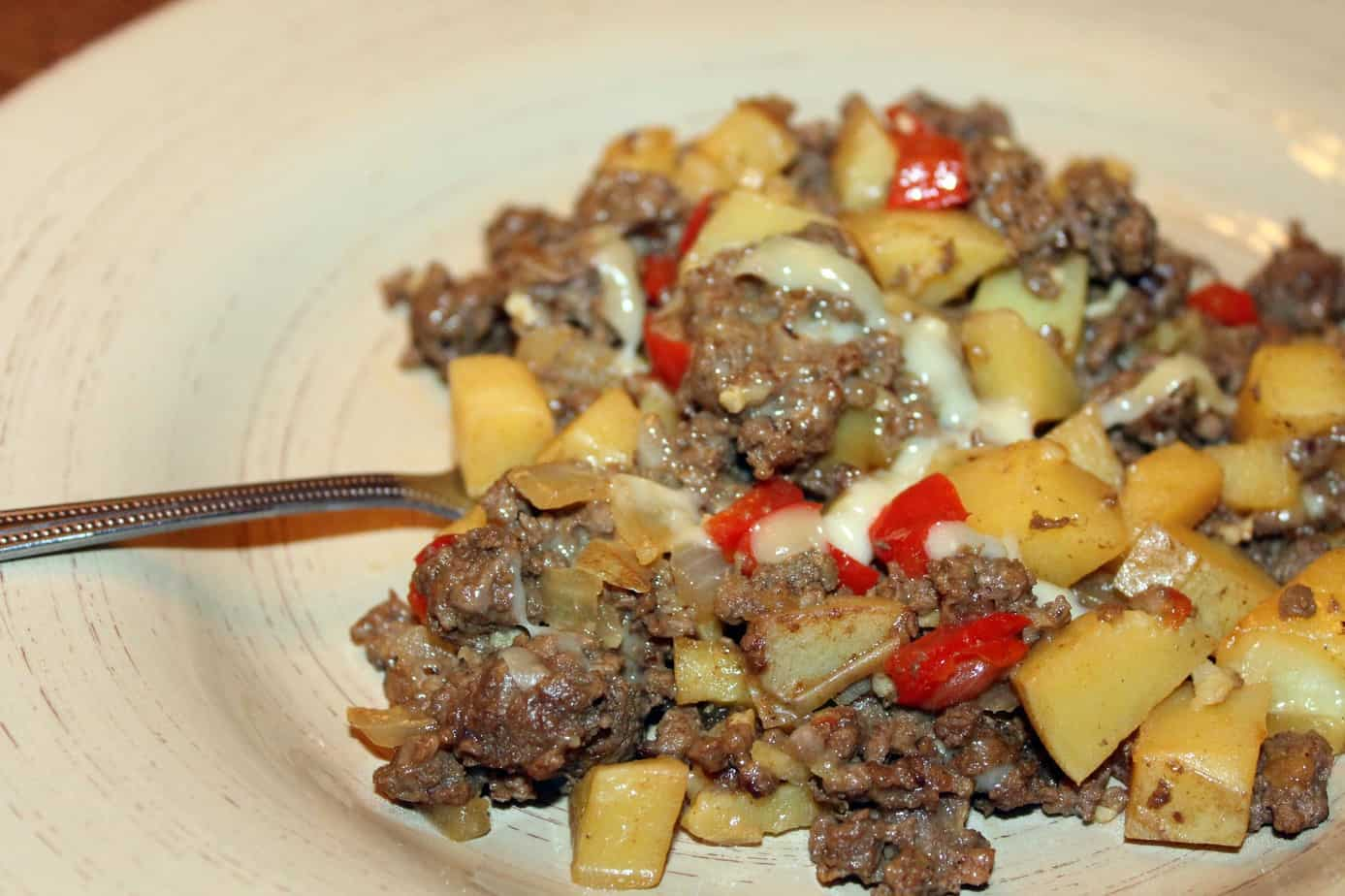 Venison Dinner Hash Rooted In Foods